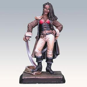 Elmore 2007 Pirate Chick Variant