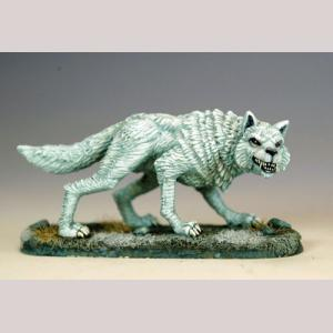 Ghost - Jon Snow's Direwolf