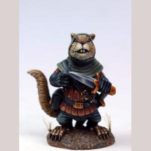Chet - Field Squirrel Rogue