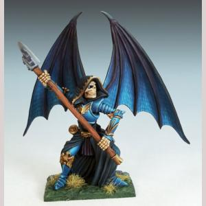 Death Knight with Scythe