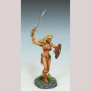 Female Amazon Warrior