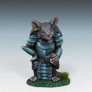 Armadillo Warrior