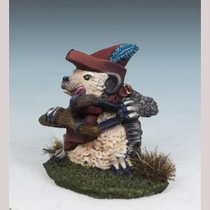 Hedgehogling Ranger with Slingshot