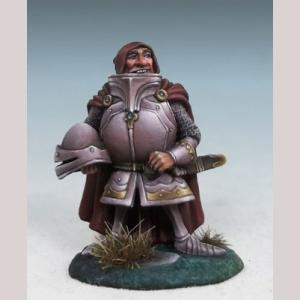 John Tallfellow - Halfling Warrior