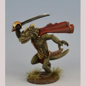 Troglodyte with Sword