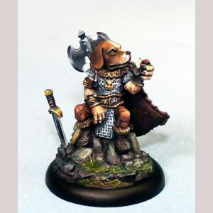 Beagle Warrior