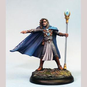 Male Mage with Staff