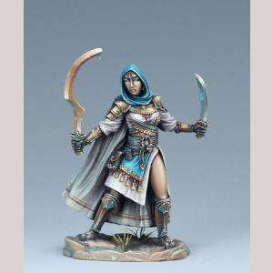 Female Eastern Warrior