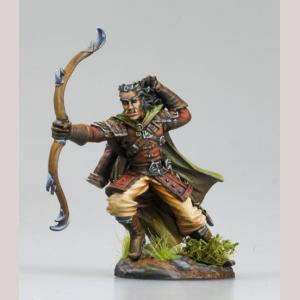 Half Orc Ranger with Bow